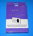 PureAir Universal Refrigerator Air Filter Starter Kit