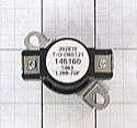 Frigidaire Dryer High Limit Thermostat